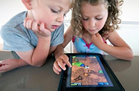child addiction to mobile