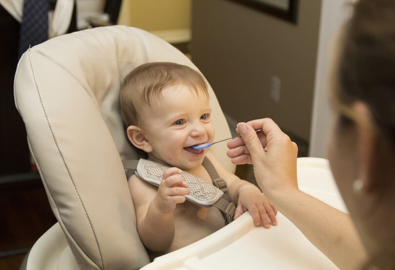 baby first meals