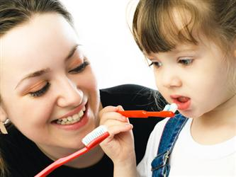 care baby oral health