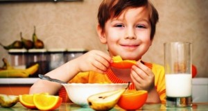 children diet in summer