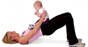 lose weight after childbirth