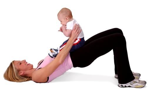 lose weight after childbirth