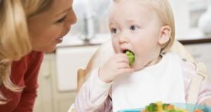 teach children to eat