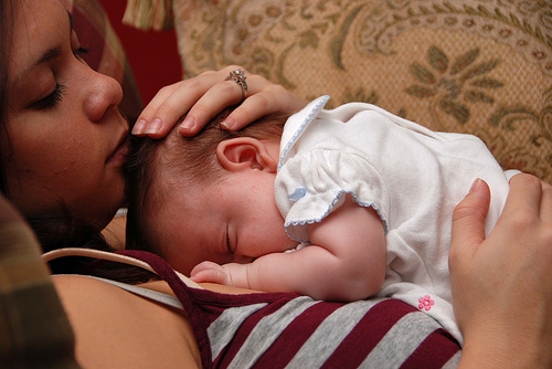 tips for postpartum