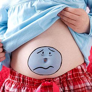 infantile gastroenteritis