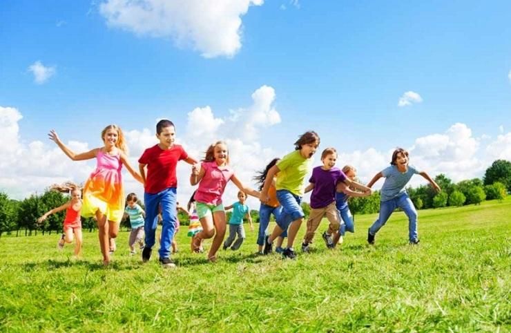 keep kids active