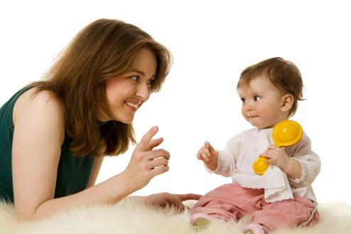 talking with children