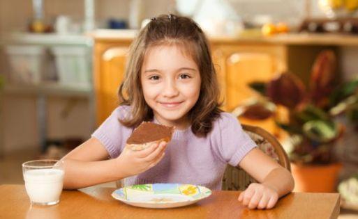 snack of children