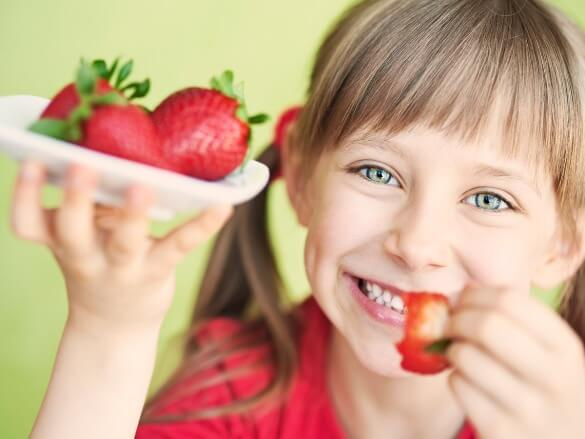food for child brain