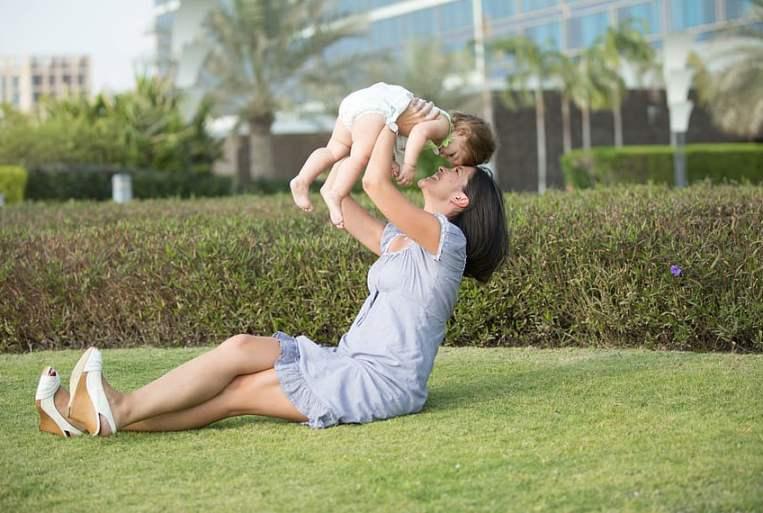 development of the premature baby